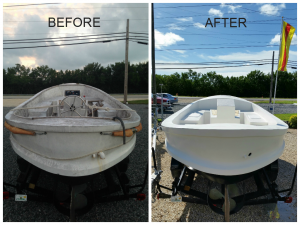 Boat Restoration Florida