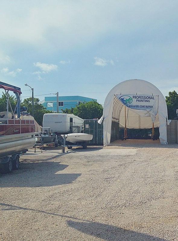 Ocean Blue Boat Works